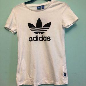 Adidas Women's Trefoil Tee